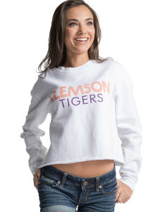 Cassie Crop Sweatshirt