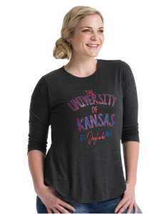 Women's Angie 3/4 Sleeve